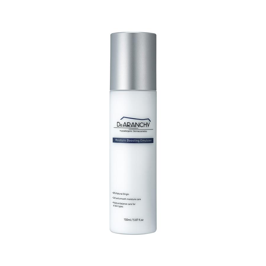 Sữa dưỡng ẩm làm trắng da DeARANCHY Moisture Boosting Emulsion 150ml